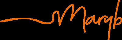 Logo Assinatura PNG LARANJA
